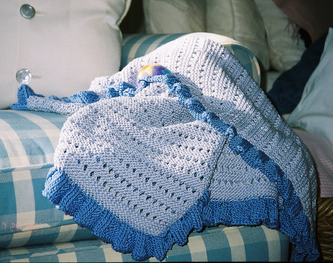 Color Lace Blanket #53