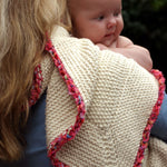 Organic Cotton Baby Blanket #59