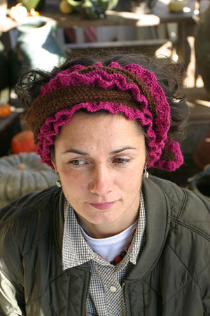 Winter Head Wrap #68