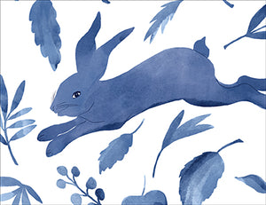 Leaping Rabbit II