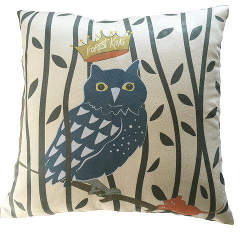 Owl Pillow Covers