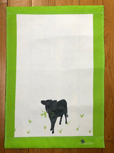 Tea Towel - Peter's Cows