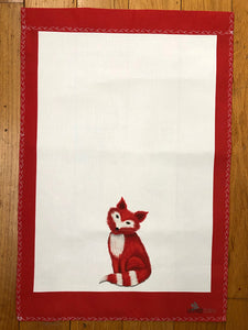 Tea Towel - Foxy Fox