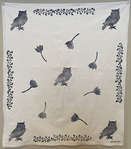 Tea Towels - Owls
