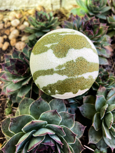 Herbaceous Natural Bath Bomb