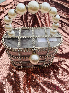Glam Cage Bag