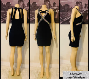 Delicious Rhinestone Dress
