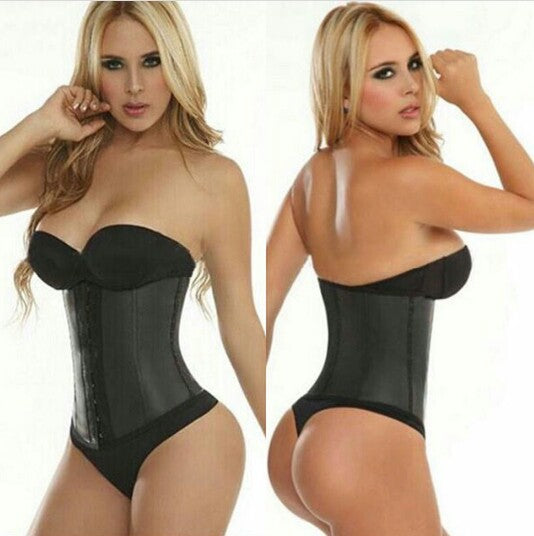 Latex Waist Trainer Body Shapewear