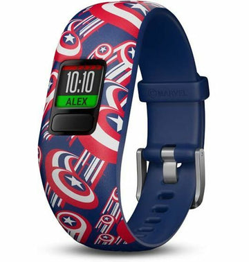 Garmin vivofit jr. 2 - Captain America