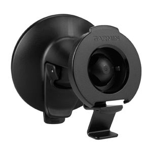 Garmin Suction cup with round mount,6in display