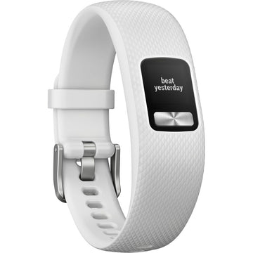 Garmin vivofit 4 Bands, White (Small/Medium) - 010-12640-12