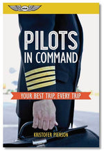 ASA Pilots in Command: Your Best Trip, Every Trip-ASA-Downunder Pilot Shop