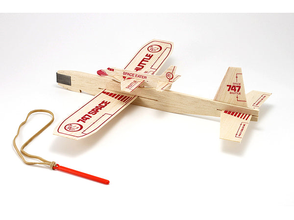 Guillows Balsa Wood Catapult Glider