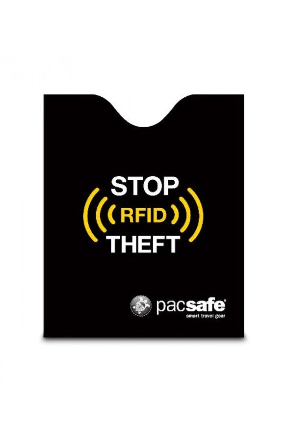 Pacsafe RFID Sleeve 50 - Passport Protector-Pacsafe-Downunder Pilot Shop
