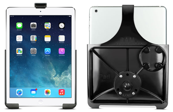 RAM EZ-Roll'r Kit for iPad Air 1-2 and Pro 9.7-RAM Mount-Downunder Pilot Shop