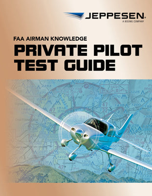 Jeppesen Private Pilot FAA Airmen Knowledge Test Guide-Jeppesen-Downunder Pilot Shop