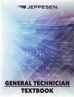 Jeppesen A & P Technician General Textbook - JS312790