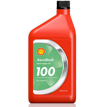 AeroShell 100 SAE 50 Aviation Oil - 1 Quart