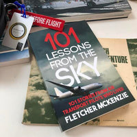 101 Lessons From the Sky - Paperback