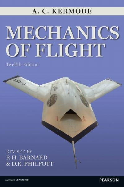 Mechanics of Flight by AC Kermode-BDUK-Downunder Pilot Shop