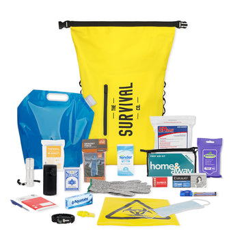 The Survival Co. - 1 Person Survival Kit
