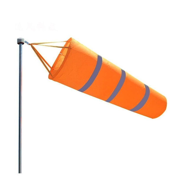 Small Lightweight Reflective Windsock-Wind Socks and Frames-Downunder Pilot Shop