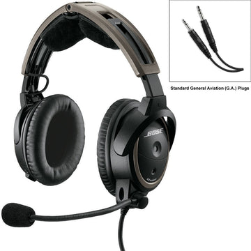 Bose A20 Headset - Fixed Wing + FREE Bose SoundLink