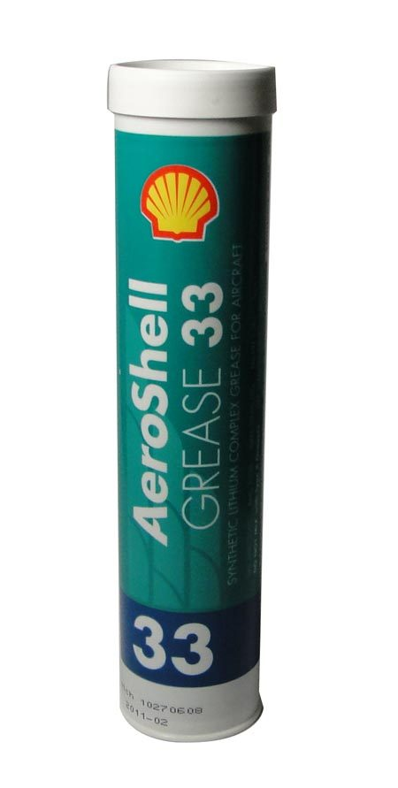 AeroShell - 33 Airframe Grease - 14oz-Aeroshell-Downunder Pilot Shop
