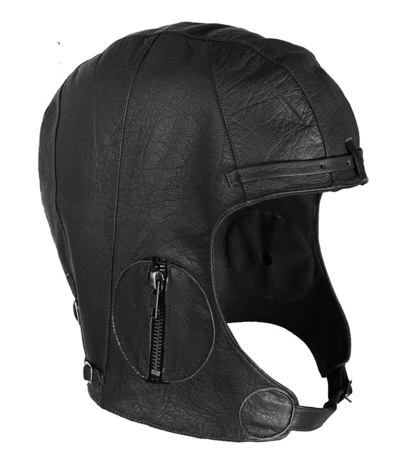 Rothco WWII Style Leather Pilots Helmet-Rothco-Downunder Pilot Shop