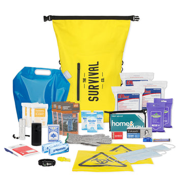 The Survival Co. - 3 Person Survival Kit