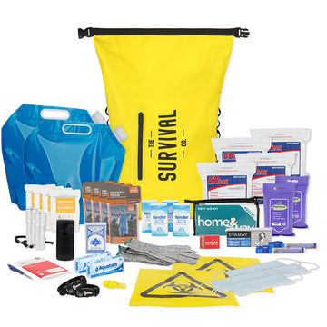 The Survival Co. - 4 Person Survival Kit