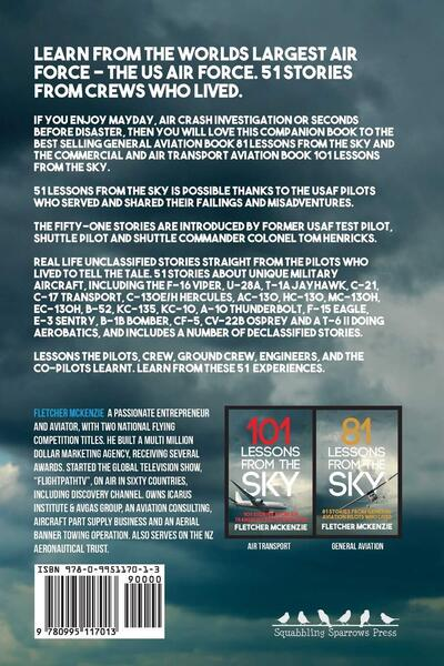 51 Lessons From the Sky - Paperback