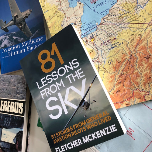 81 Lessons From the Sky - Paperback