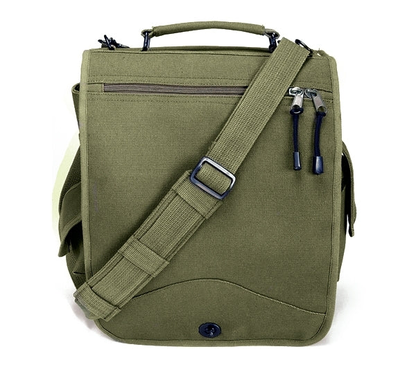 Rothco Rothco Canvas M-51 Engineers Field Bag-Rothco-Downunder Pilot Shop