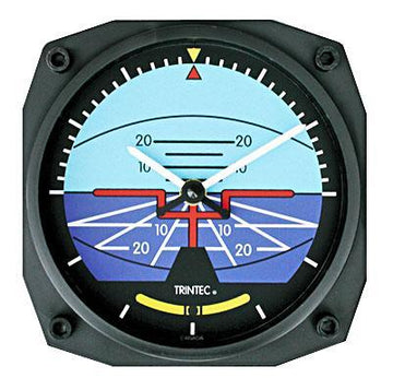 Trintec Artificial Horizon Wall Clock