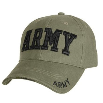 Rothco Deluxe Low Profile Cap Olive - Army