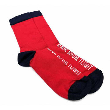 Skyline Socks - Remove Before Flight