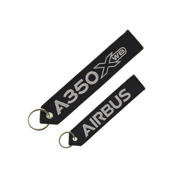 Airbus A350 XWB Remove Before Flight Keyring