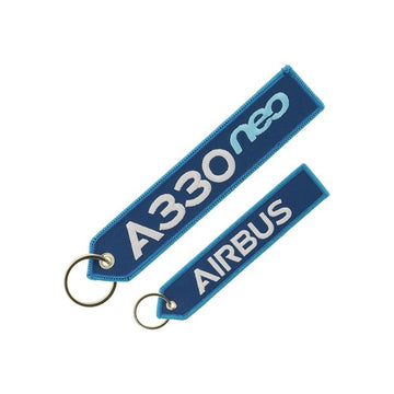 Airbus A330 Neo Remove Before Flight Keyring