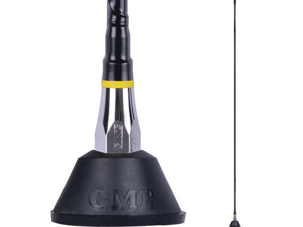 GME 1m AM/FM F/Glass Aerial with Base Lead & Plug-GME-Downunder Pilot Shop