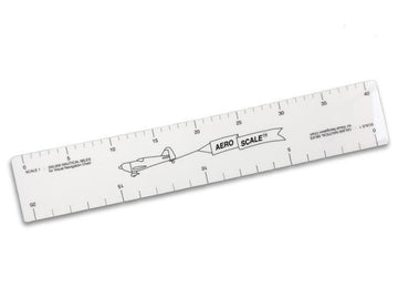 Aero Scale - Flight Navigation Ruler