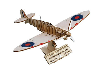Art and Wood Spitfire Model Kit