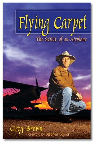 ASA Flying Carpet: The Soul of an Airplane-ASA-Downunder Pilot Shop