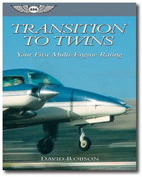 ASA Transition to Twins: Your First MultiEngine Rating-ASA-Downunder Pilot Shop