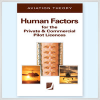 ATC Human Factors for the Private and Commercial Pilot Licences-Aviation Theory Centre-Downunder Pilot Shop