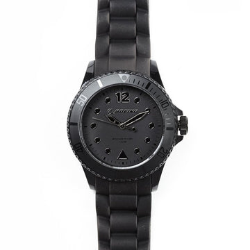 Boeing Logo Watch - Black/Silver