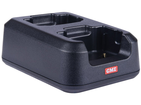 GME Desk Top Dual Charging Cradle - TX675-GME-Downunder Pilot Shop