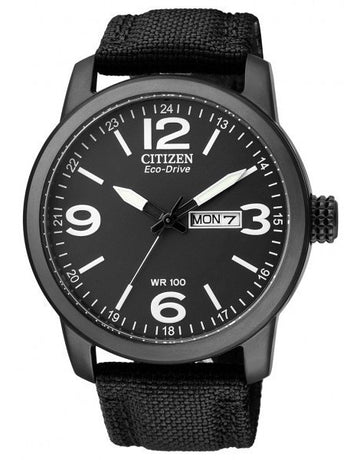 Citizen Eco-Drive Stainless Steel - BM8475-34E