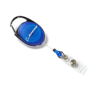 Boeing Caribiner Retractable Badge Holder