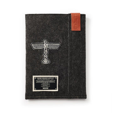 Red Canoe Boeing iPad Sleeve